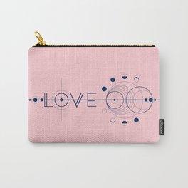 Love Cosmic Arrow Carry-All Pouch
