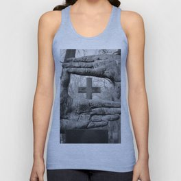 About us Unisex Tank Top