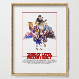 The Office - Threat Level Midnight Serving Tray