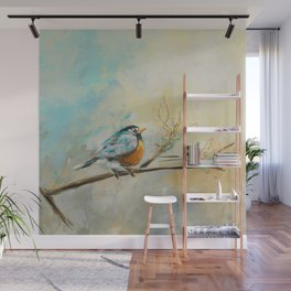Little Bird 3473 Wall Mural