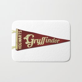 Gryffindor 1948 Vintage Pennant Bath Mat