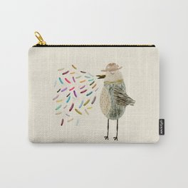 mr tweet Carry-All Pouch