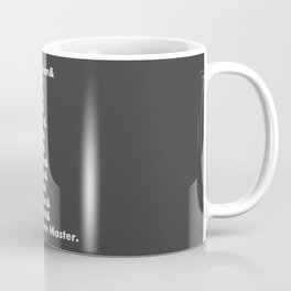 Dungeons and Dragons - Classes Coffee Mug