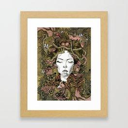 The Sanctuary Framed Art Print