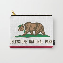Jellystone National Park  Carry-All Pouch