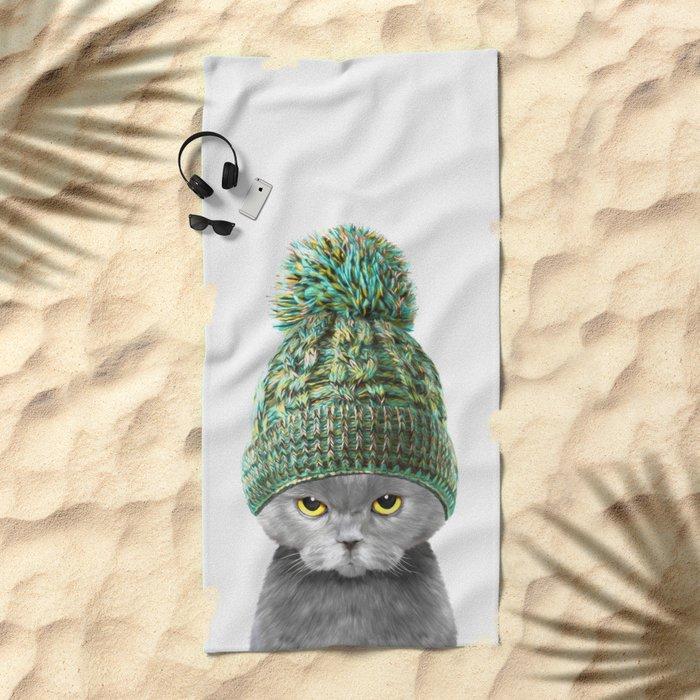 BOBBY Beach Towel