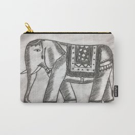 Maharaja's (King's) elephant Carry-All Pouch