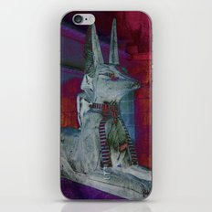 Altered Egyptian iPhone & iPod Skin