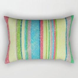 rayures Rectangular Pillow