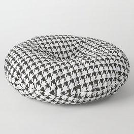 Houndstooth Floor Pillow