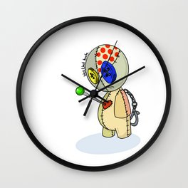 Love hurts. Wall Clock