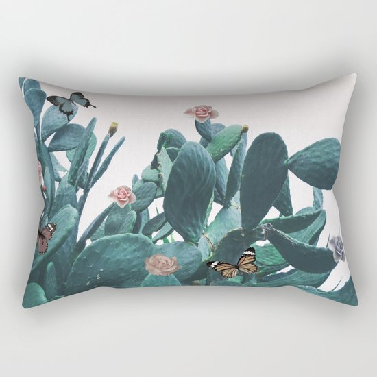 Cactus & Flowers - Follow your butterflies by 1chrisafia