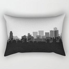 City Skylines: Phoenix Rectangular Pillow