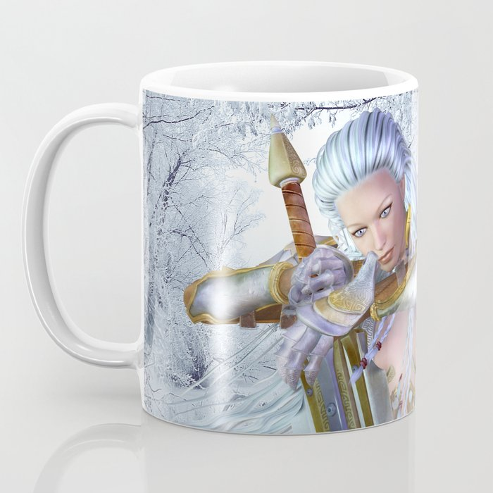Frozen in thought Coffee Mug