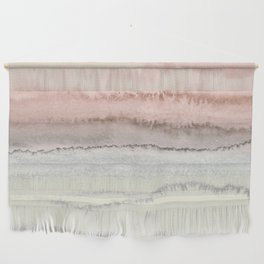 WITHIN THE TIDES - SNOW ON THE BEACH Wall Hanging