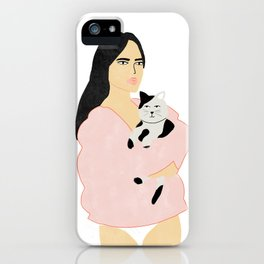 Squad goals iPhone Case