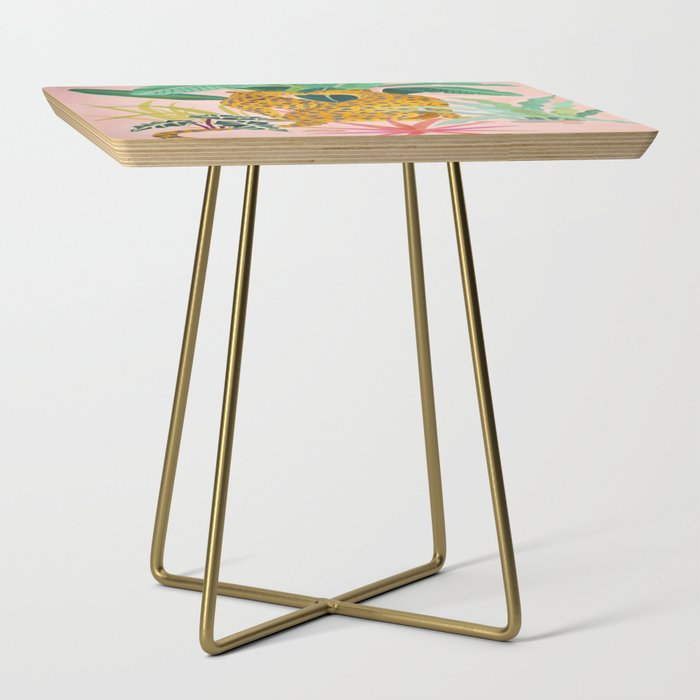 Cheetah_Crush_Side_Table_by_Sun_Lee__Gold__Square