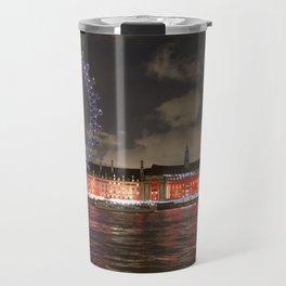 Eye of London and County Hall Travel Mug