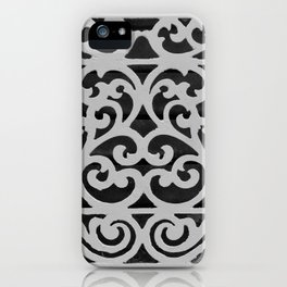 Antique Vent Cover iPhone Case