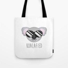 Koalafied Tote Bag