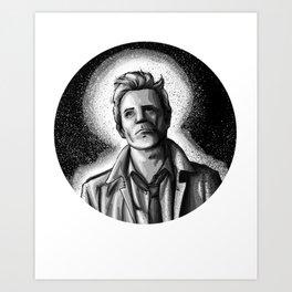 Hellblazer Art Print