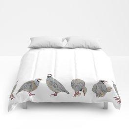 PARTRIDGE Comforters