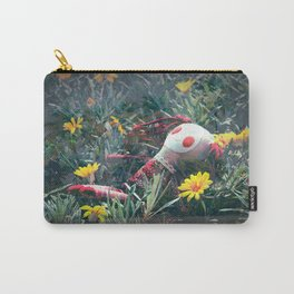 Molly in the Sunshine Field Carry-All Pouch