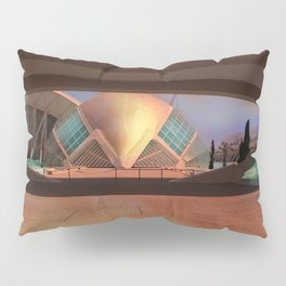 City of Arts and Sciences (Valencia-Spain) Pillow Sham