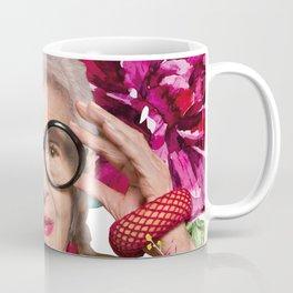 Iris Apfel Coffee Mug