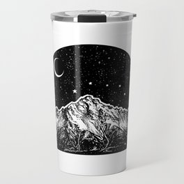 Pioneer Peak Travel Mug