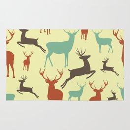 Reindeers Rug
