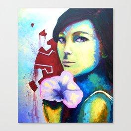 Kibou Canvas Print