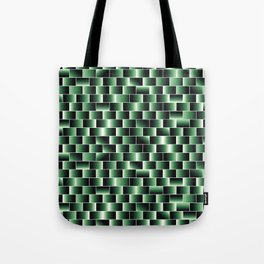 Green set of tiles - movie style Tote Bag
