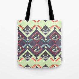 Tribal space Tote Bag
