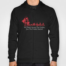Banth fod A - for dark shirts Hoody