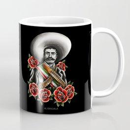 Emiliano Zapata Portrait Coffee Mug
