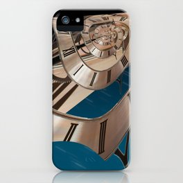 Time Warp 1 iPhone Case