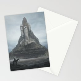 White Castle ( New Edition ) Stationery Cards