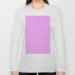 series in pink D Long Sleeve T-shirt