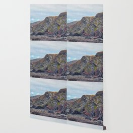 Hartland Quay Cliffs Wallpaper