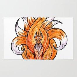 Kitsune ~ Rug