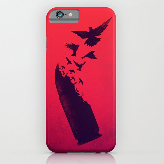 Bullet Birds iPhone & iPod Case