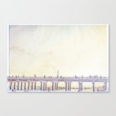 California Dreamin' in NY Canvas Print