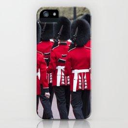 Grenadier Guards iPhone Case