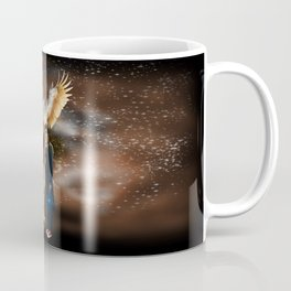 10th Doctor who with fantastic beast Coffee Mug