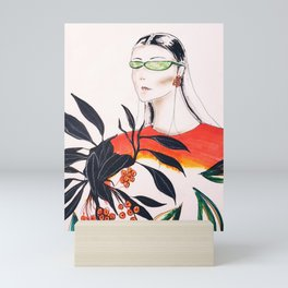 Valentino Spring Summer 2020 Mini Art Print