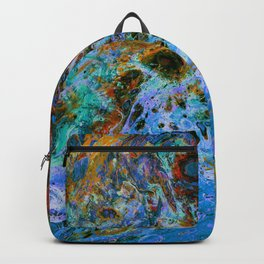 Swirling Tides Backpack