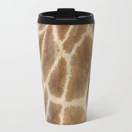 skin of a giraffe Travel Mug