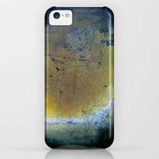 Black Gold Leaf iPhone 5c Slim Case
