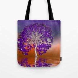 evening time somewhere -2- Tote Bag